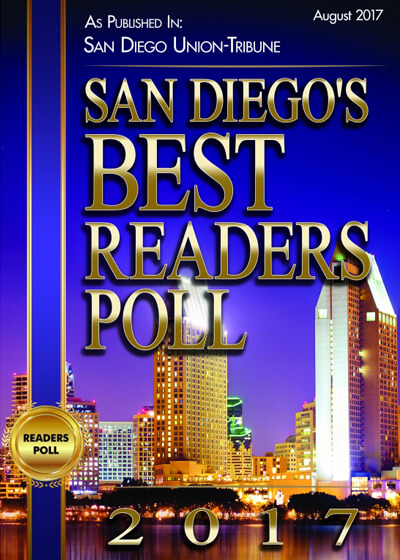 San Diego's Best Readers Poll 2017