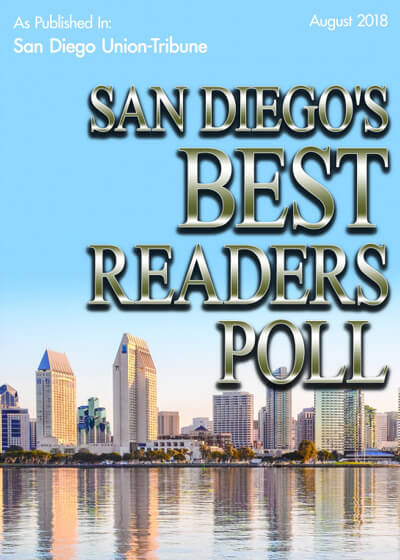 San Diego's Best Readers Poll 2018