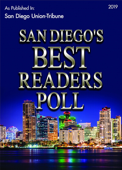 San Diego's Best Readers Poll 2019